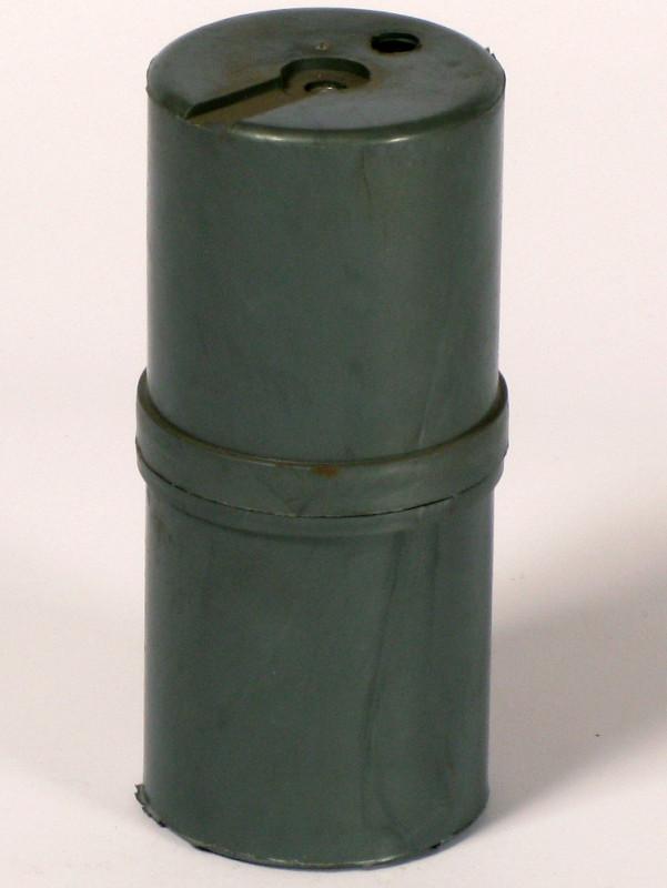 /50 - Kryt kondenzátoru dvoudílný